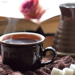 šolja vrućeg čaja