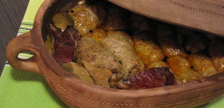 srpska tradicionalna jela - sarma